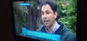 Transparencia Electoral en PPT, el programa de Jorge Lanata.