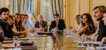 Reforma Electoral: Transparencia Electoral se reunió con el Gobierno.