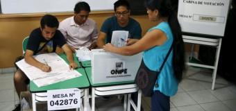 Elecciones Perú. Transparencia Electoral y SAAP convocan para Observación Electoral en voto en el extranjero