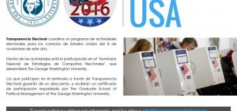 Foro Federal de Organismos Electorales Provinciales se suma a la Misión de Transparencia Electoral en USA