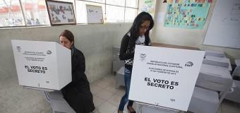Transparencia Electoral estará presente en las elecciones generales de Ecuador.