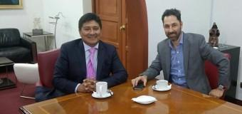 Transparencia Electoral contará con representación permanente en Perú