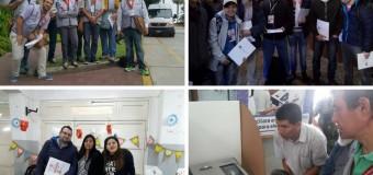 Transparencia Electoral observará la consulta popular revocatoria en Perú este 11 de junio
