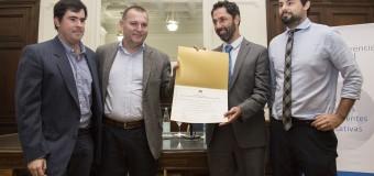 Transparencia Electoral presentó en la Legislatura de la CABA su último libro