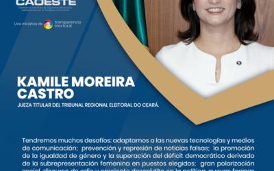 Entrevista a Kamile Moreira Castro, miembro de la Junta Promotora de la CAOESTE