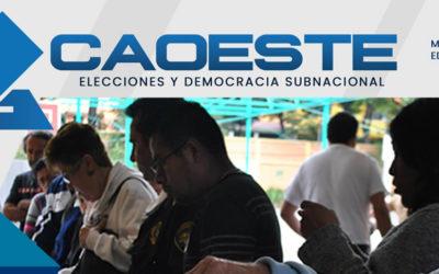 Revista CAOESTE 001. Marzo 2020