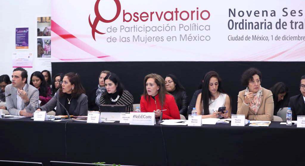 La participación política de las mujeres en México, y la contribución de la Junta Local Ejecutiva del INE en Oaxaca para lograrlo