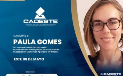 Episodio 01: Paula Gomes