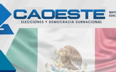 Revista CAOESTE 002. Mayo 2020