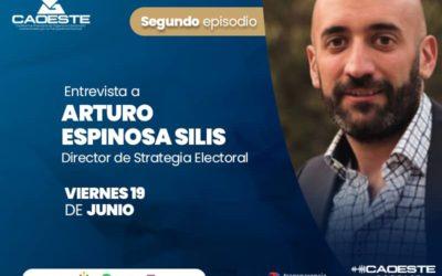 Episodio 02: Arturo Espinosa