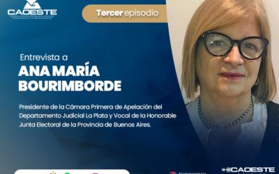 Episodio 03: Ana María Bourimborde