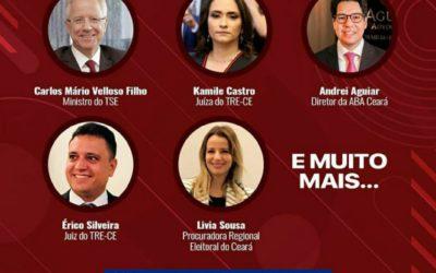 """Kamile Moreira Castro, miembro de la CAOESTE, participará del primer """"Encuentro ABA Ceará sobre Derecho Electoral"""""""