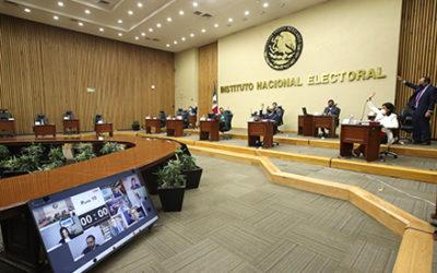 El INE México designa consejeras y consejeros de OPL en 19 estados del país
