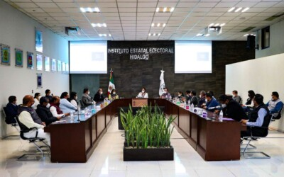 Órgano electoral entrega 83 de 84 constancias de mayoría en Hidalgo