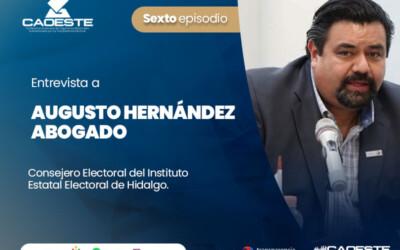 Episodio 06: Augusto Hernández Abogado