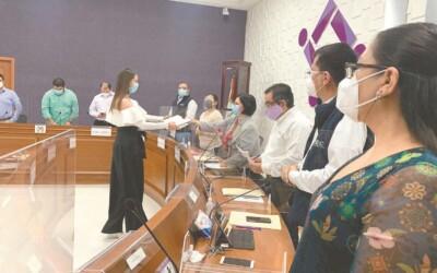 A partir del 1 de enero de 2021 el Congreso de Coahuila estará integrado por 15 mujeres y 10 hombres.