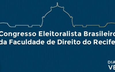 Miembros de la CAOESTE participan del Congreso Electoral Brasileño de la Facultad de Derecho de Recife