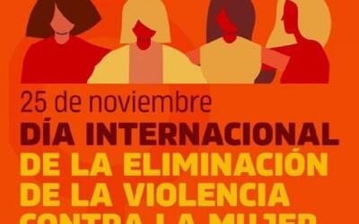 Integrantes de la CAOESTE conmemoran el Día Internacional de la Eliminación de la Violencia contra las Mujeres y Niñas