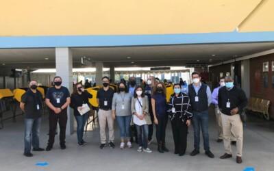 Miembros de la CAOESTE participaron de la Misión de Acompañamiento Electoral Internacional de las Elecciones de Estados Unidos 2020