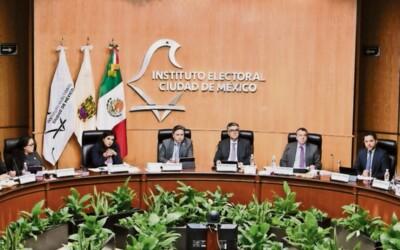 Gobierno y el IECM piden cautela en precampañas