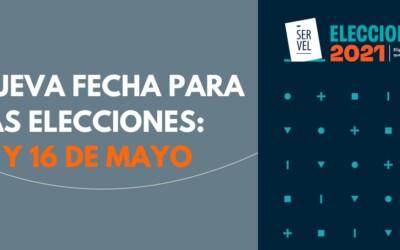 Nueva fecha para las elecciones de Convencionales Constituyentes, Gobernadores Regionales, Alcaldes y Concejales de Chile