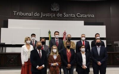 La CAOESTE acompañó en la observación de las Elecciones Suplementarias de Petrolândia, Santa Catarina.