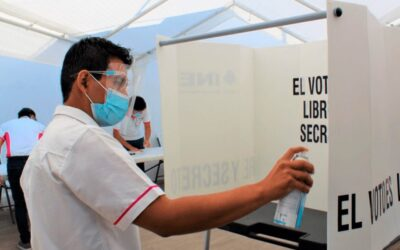 Estado de México: elección con protocolos sanitarios