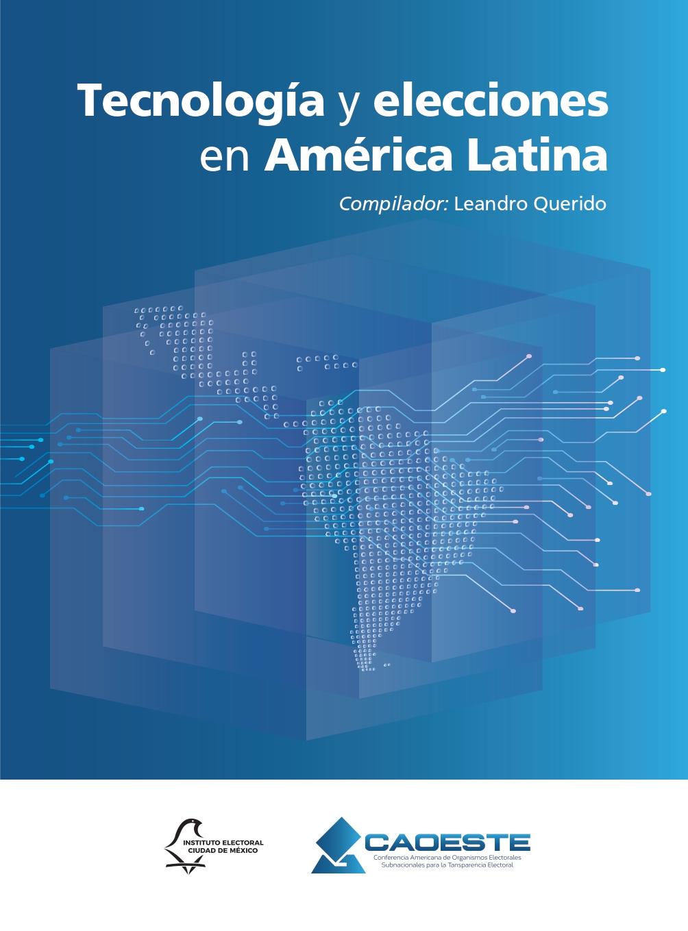 """Libro """"Tecnología y elecciones en América Latina"""""""