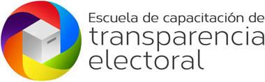 Escuela de capacitacion de transparencia electoral